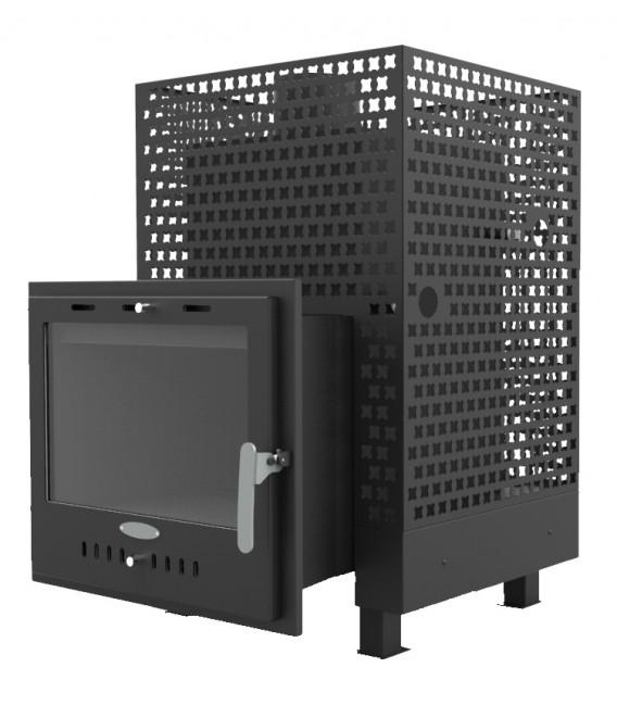 Poêle à bois pour sauna extérieur - PK3R