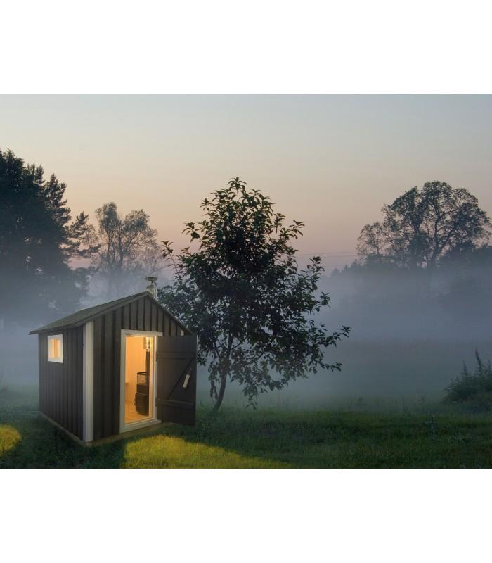 ... Poêle à Bois Pour Sauna Extérieur   PK3R