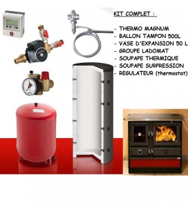Set complet Thermo Magnum 14-17 kw