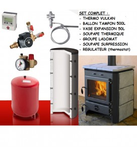 Set complet Thermo Vulkan 19,7 kw