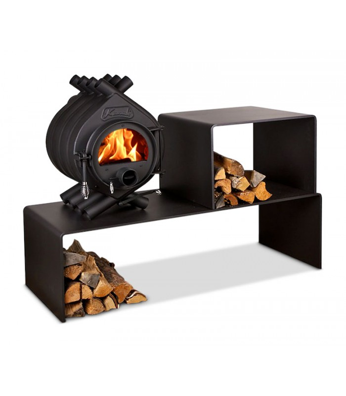 support modi art banc pour po les kanuk 0 et 1 well being. Black Bedroom Furniture Sets. Home Design Ideas