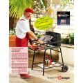 "Barbecue modèle ""Raymond"""
