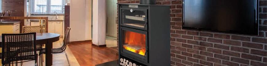 po les bois avec four prix d 39 usine jusqu 39 24 kw. Black Bedroom Furniture Sets. Home Design Ideas